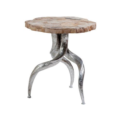 Signature Designs Argento Valance Spot Table