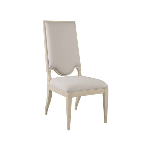 Cohesion Program Bianco Beauvoir Upholstered Side Chair