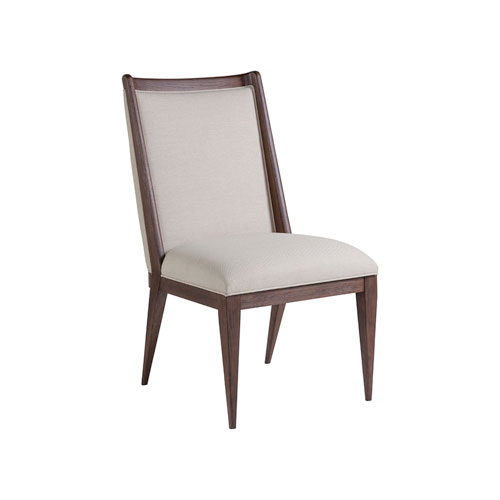Cohesion Program Marrone Haiku Side Chair