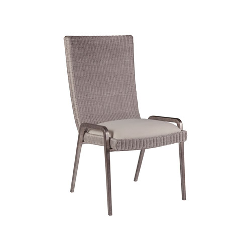 Signature Designs Silver Leaf Iteration Side Chair
