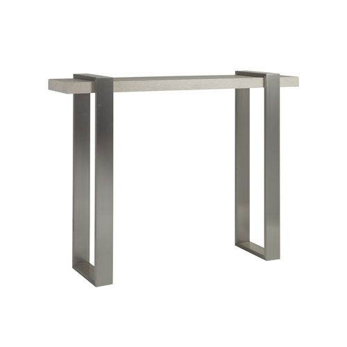 Signature Designs Brushed Gray Arturo Console Table