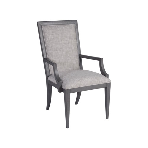 Signature Designs Gray Appellation Dining Arm Chair