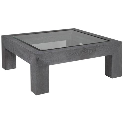 Signature Designs Carbon Accolade Square Cocktail Table