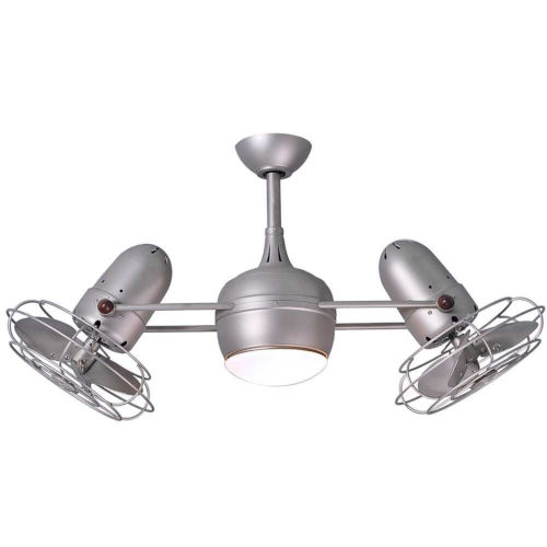 Dagny 40-Inch Rotational Ceiling Fan with Light Kit