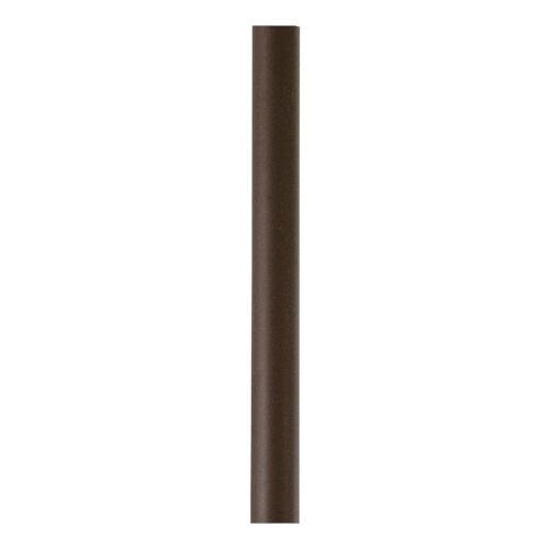 Atlas Downrods Textured Bronze 48-Inch Down Rod