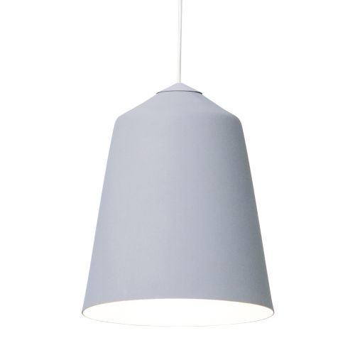 Circus Grey 14-Inch One-Light Pendant with 100W