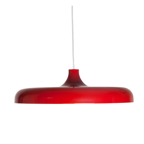Portobello Red One-Light Pendant
