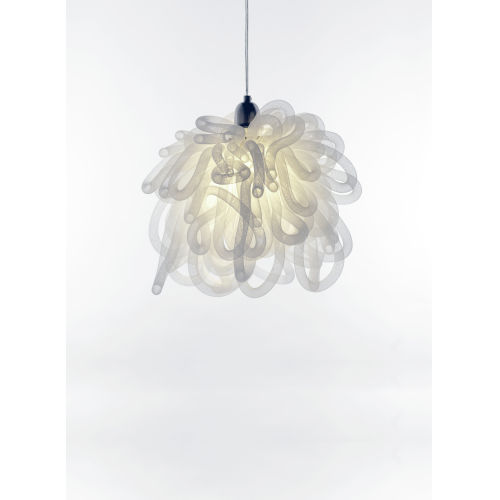 Kapow White LED One-Light Pendant