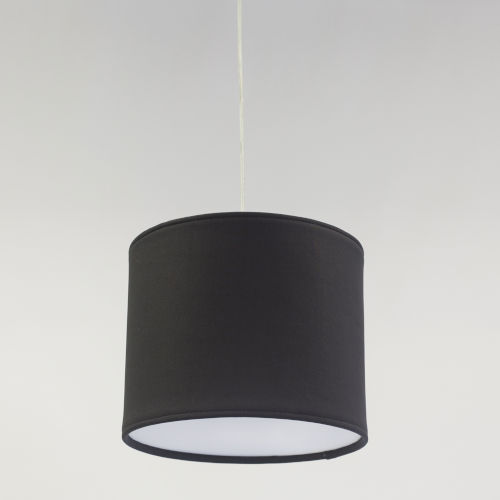 Kobe Black LED One-Light Pendant with 3000K