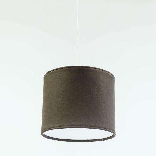 Kobe Warm Grey LED One-Light Pendant with 3000K