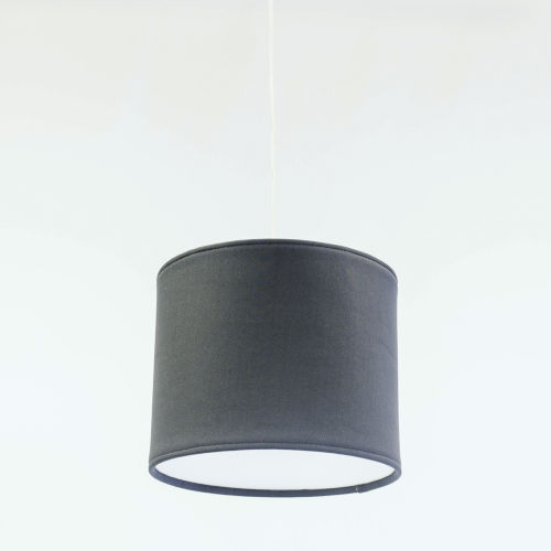 Kobe Dark Grey LED One-Light Pendant with 3000K
