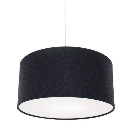 Kobe Charcoal LED One-Light Pendant with 12W