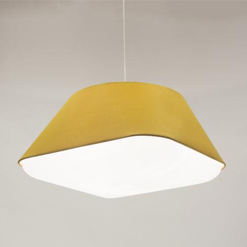 Rd2Sq Ochre LED One-Light Pendant