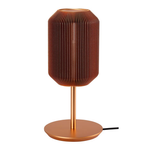Joseph Copper One-Light Table Lamp