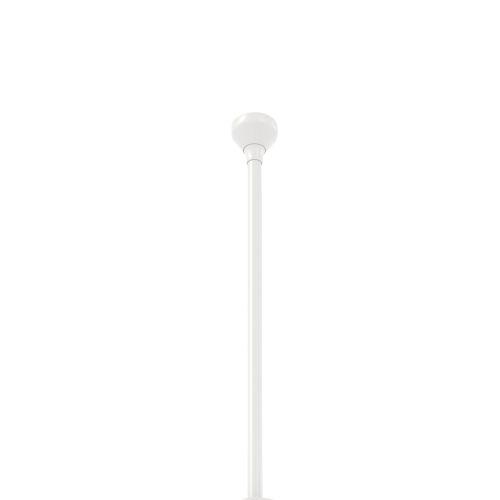 i6 Matte White 60-Inch Downrod