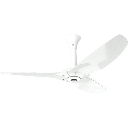 Haiku White Aluminum 52-Inch Smart Ceiling Fan
