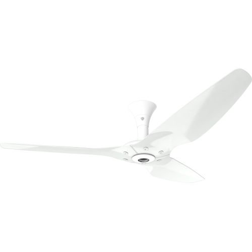 Haiku White Aluminum 60-Inch Low Profile Smart Ceiling Fan