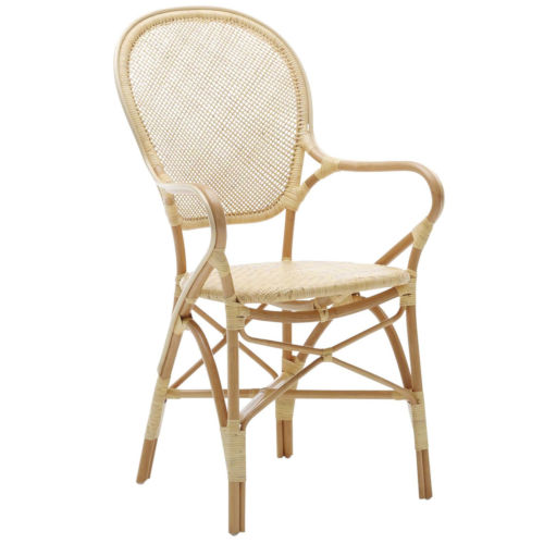 Rossini Natural Dining Armchair