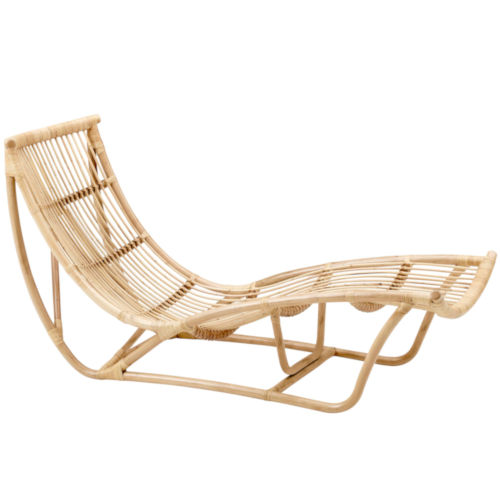 Michelangelo Natural Chaise Lounge