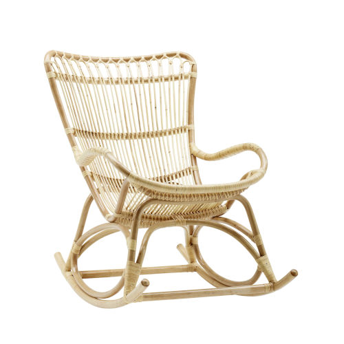 Monet Natural Rocking Chair