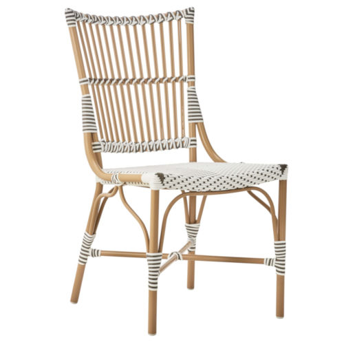 Alu Affaire Almond Outdoor Dining Chair