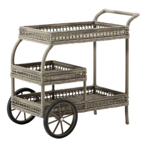James Antique Outdoor Trolley