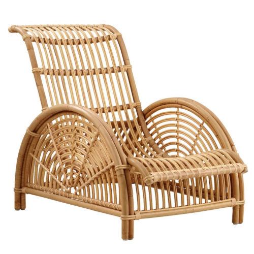 Paris Natural Lounge Chair