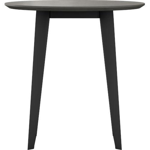 Amsterdam Gray Concrete Outdoor Counter Table
