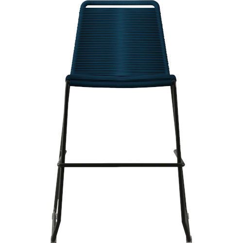Barclay Blue Cord 39-Inch Outdoor Counter Stool