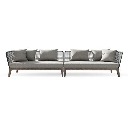 Netta Outdoor XL Sectional Sofa