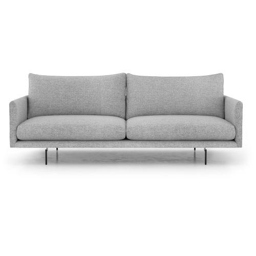 Houston Stargazer Gray Sofa