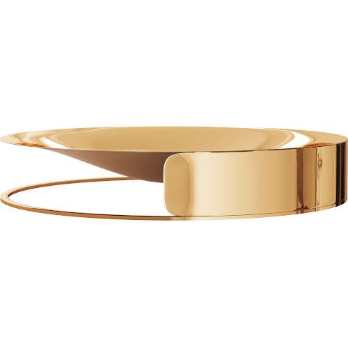 Moringa Polished Gold Bowl