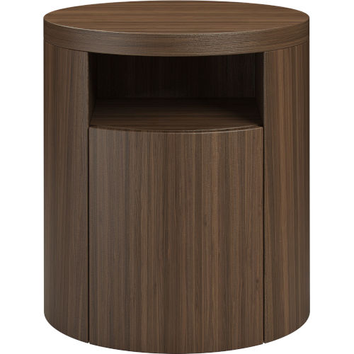Mulberry Walnut Nightstand