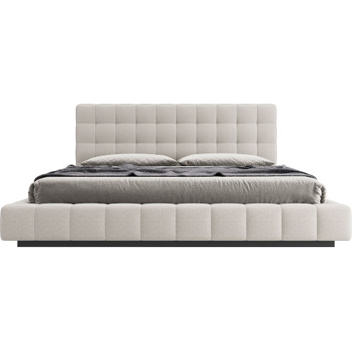 Thompson Luna Fabric Bed