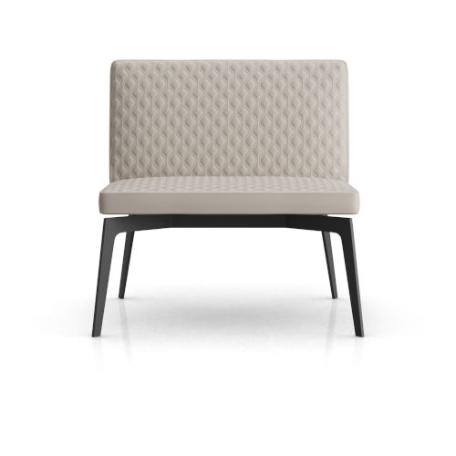 Spring Opala Leather Lounge Chair