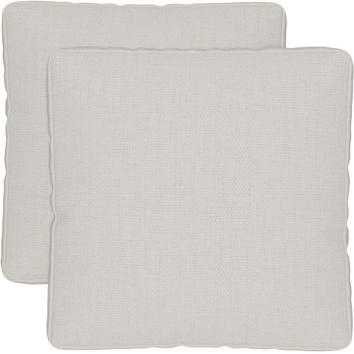 Perry Chalk Fabric Throw Pillow, Set of Two