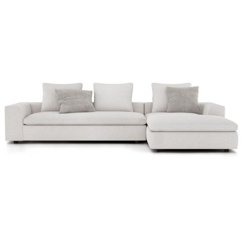 Lucerne Ashen Right Sectional