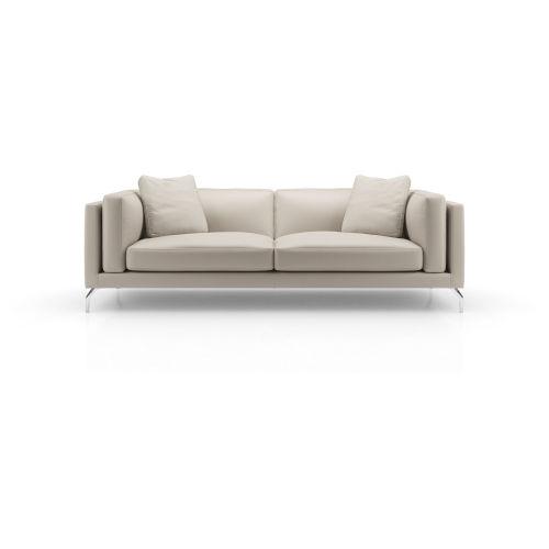 Reade Opala Leather Sofa