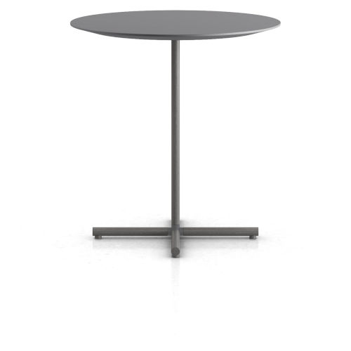 Highbury Gray Side Table