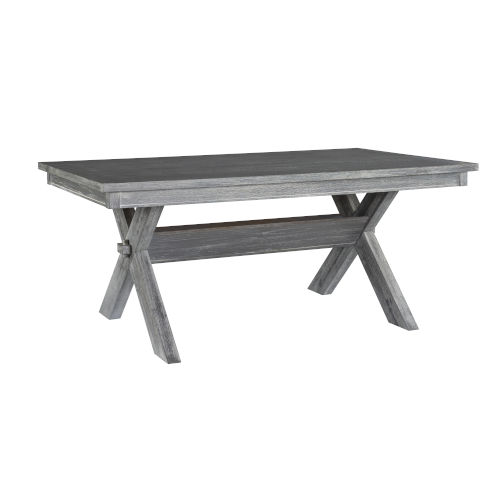 Turino Grey Oak Stain Dining Table