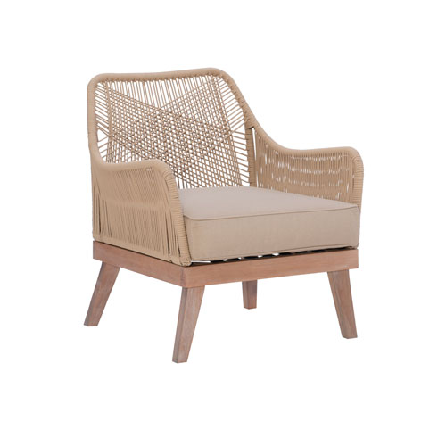 Atwood Natural Rope Chair
