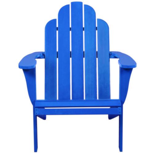 Amara Blue Patio Adirondack Chair