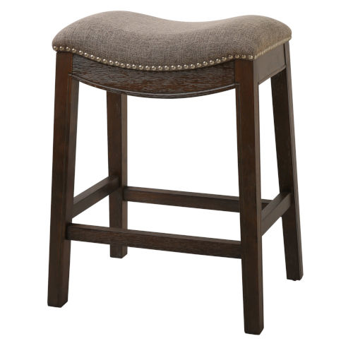 Saddle Cobble 26-Inch Counter Stool