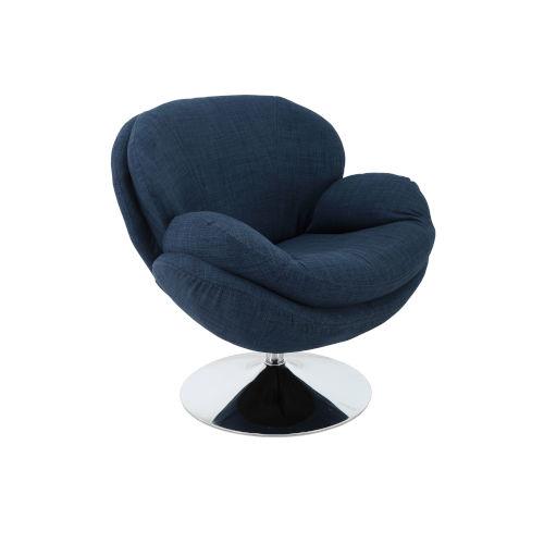 Starke Denim Accent Chair