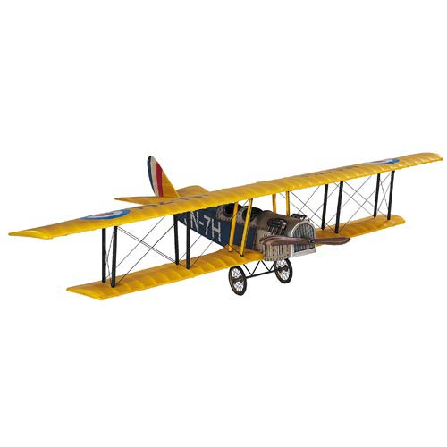 Authentic Models Jenny JN-7H Classic Barnstormer Model Airplane