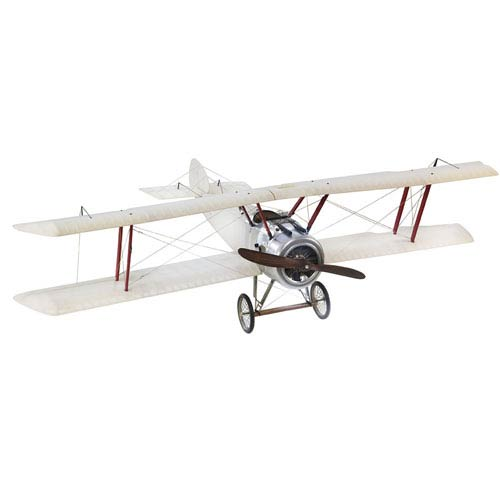 Transparent Sopwith Camel Model
