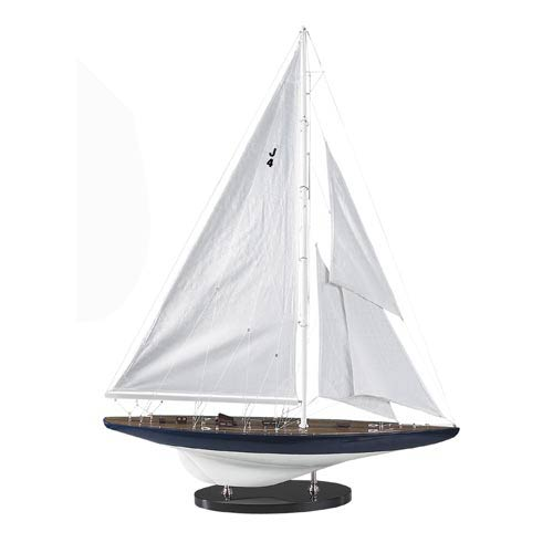 Authentic Models J-Yacht Rainbow 1934 Model Ship