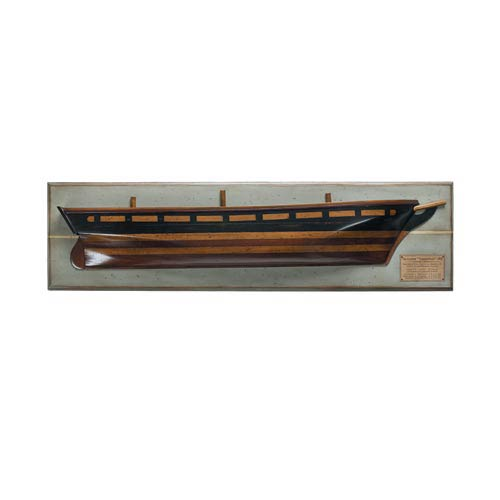 Tea Clipper Thermopylae 1868 Wall Mounted Model Ship