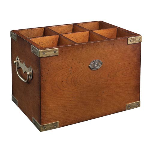 Six-in-One Wood Box