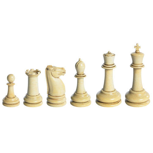 Authentic Models Classic Staunton Chess Set